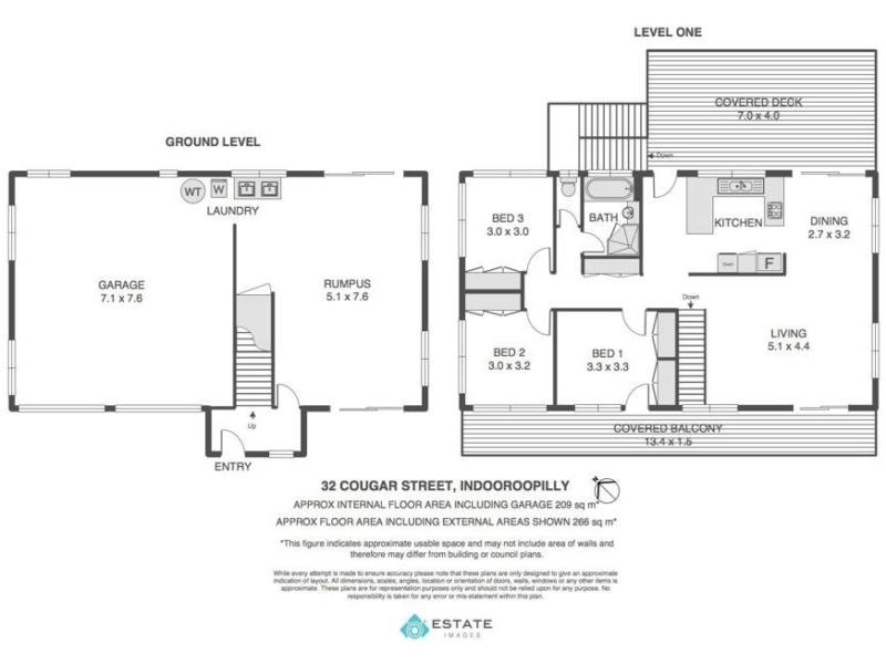 32 Cougar Street Indooroopilly Qld 4068 Lori Jones